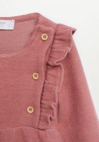 Mango - MINI - Korte jurk - roze - 3