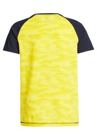 WE Fashion - T-shirt con stampa - yellow - 4