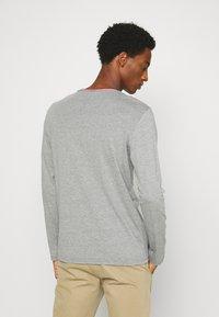 Pier One - Långärmad tröja - mottled grey - 2
