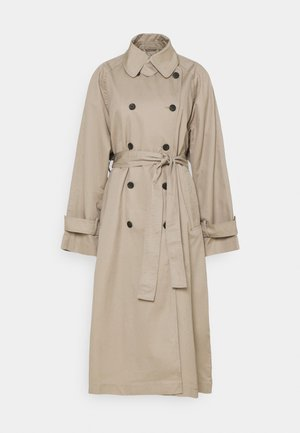 TRAVIS  - Trenchcoat - beige