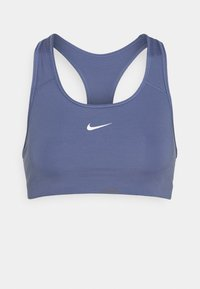 Nike Performance - BRA - Sujetadores deportivos con sujeción media - world indigo/white - 3