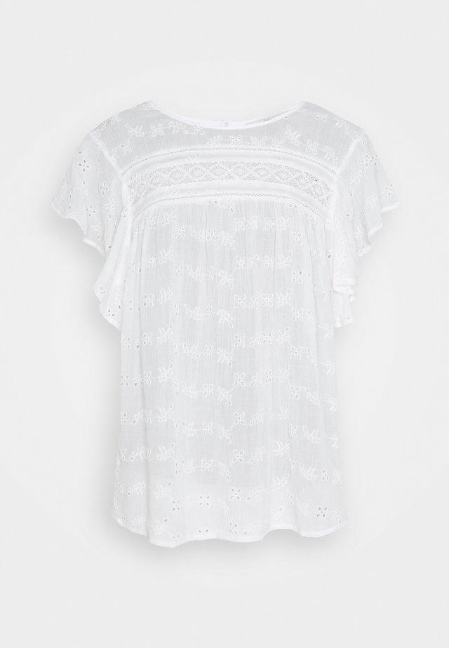 BLOUSE - Bluzka - off white