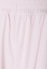 NA-KD - NA-KD X ZALANDO EXCLUSIVE - SPORTY FABRIC PANTS - Tracksuit bottoms - lilac - 5