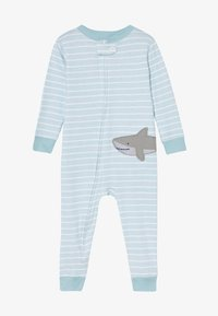 Carter's - ZGREEN BABY - Overal - light blue - 2