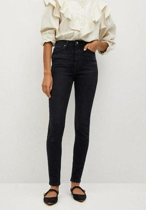 SOHO - Jeans Skinny Fit - black denim
