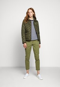 Polo Ralph Lauren - BARN JACKET - Light jacket - expedition olive - 1