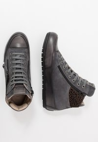 Candice Cooper - BEVERLY - Sneakers alte - road/antracite - 3