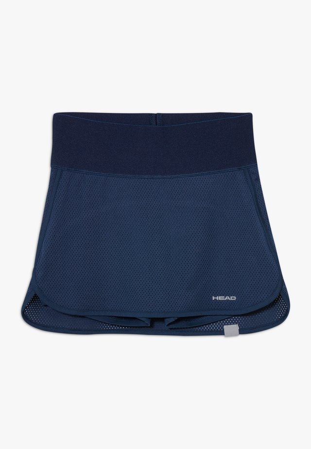 SMASH SKORT - Sports skirt - darkblue