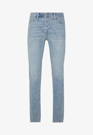 Slim fit jeans - light-blue denim