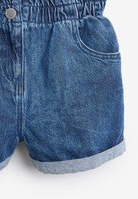 Next - PAPERBAG - Denim shorts - blue denim - 2