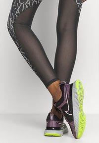 Calvin Klein Performance - FULL LENGTH - Leggings - black - 4