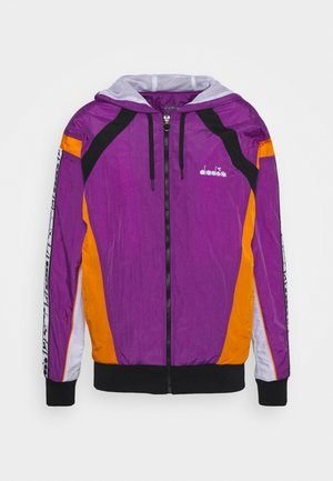 JACKET - Trainingsjacke - violet zircon