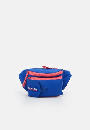 POPO PACK UNISEX - Bum bag - lapis blue/bright geranium