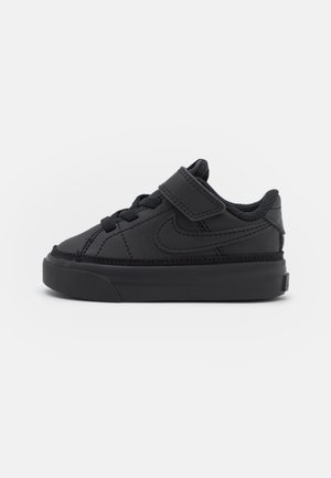 COURT LEGACY - Sneakers basse - black/anthracite