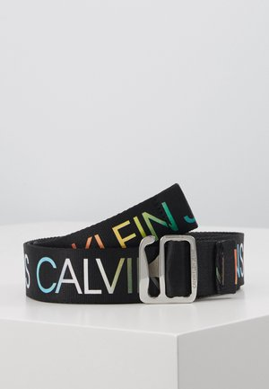 SQUARE TAPE PRIDE - Belt - black