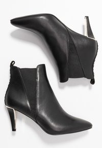 DKNY - ALANI SLIP ON  - Ankle Boot - black - 3