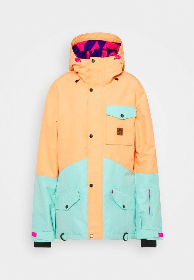 1080 WOMEN'S JACKET  - Veste de ski - mint/peach