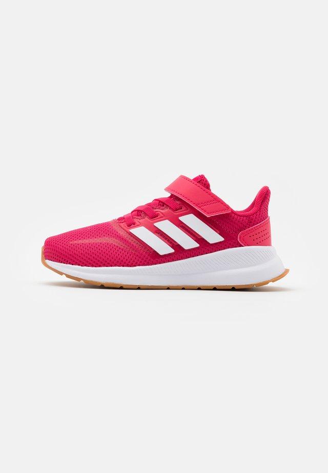 RUNFALCON UNISEX - Hardloopschoenen neutraal - power pink/footwear white