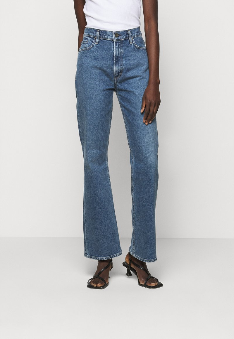 Goldsign - THE COMFORT BOOT - Jeans bootcut - norcross