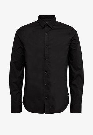 ONSALFREDO LS SHIRT EX-SLIM NOOS - Skjorter - black