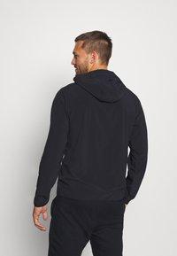 Calvin Klein Performance - WINDJACKET - Sportovní bunda - black - 2