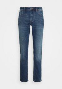 LANG - Straight leg jeans - blue denim