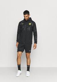 Nike Performance - CHELSEA LONDON  - Club wear - black/opti yellow - 1