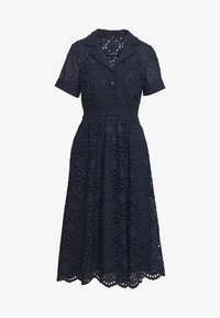 J.CREW - MAHALIA DRESS - Košilové šaty - navy - 6
