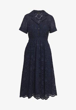 MAHALIA DRESS - Blusenkleid - navy