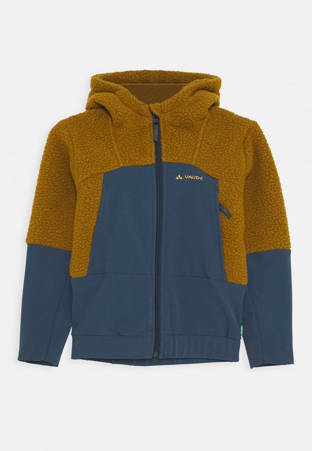 KIDS TORRIDON HYBRID JACKET - Giacca outdoor - steelblue