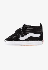 Vans - SK8 - Scarpe neonato - black/true white - 1
