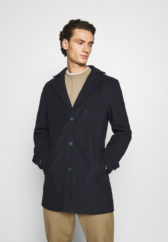 OVERCOAT - Mantel - navy
