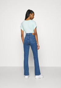 Levi's® - 725 HIGH RISE BOOTCUT - Jeansy Bootcut - rio rave - 2