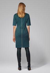 BOSS - DAXINE - Shift dress - dark green - 2
