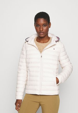ESSENTIAL - Down jacket - vintage white