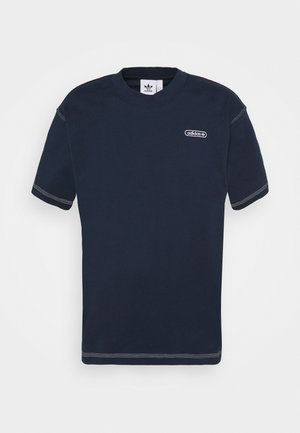 TEE UNISEX - T-shirt basic - collegiate navy