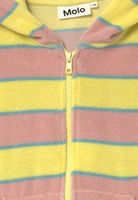 Molo - MEL - Zip-up sweatshirt - light pink - 2