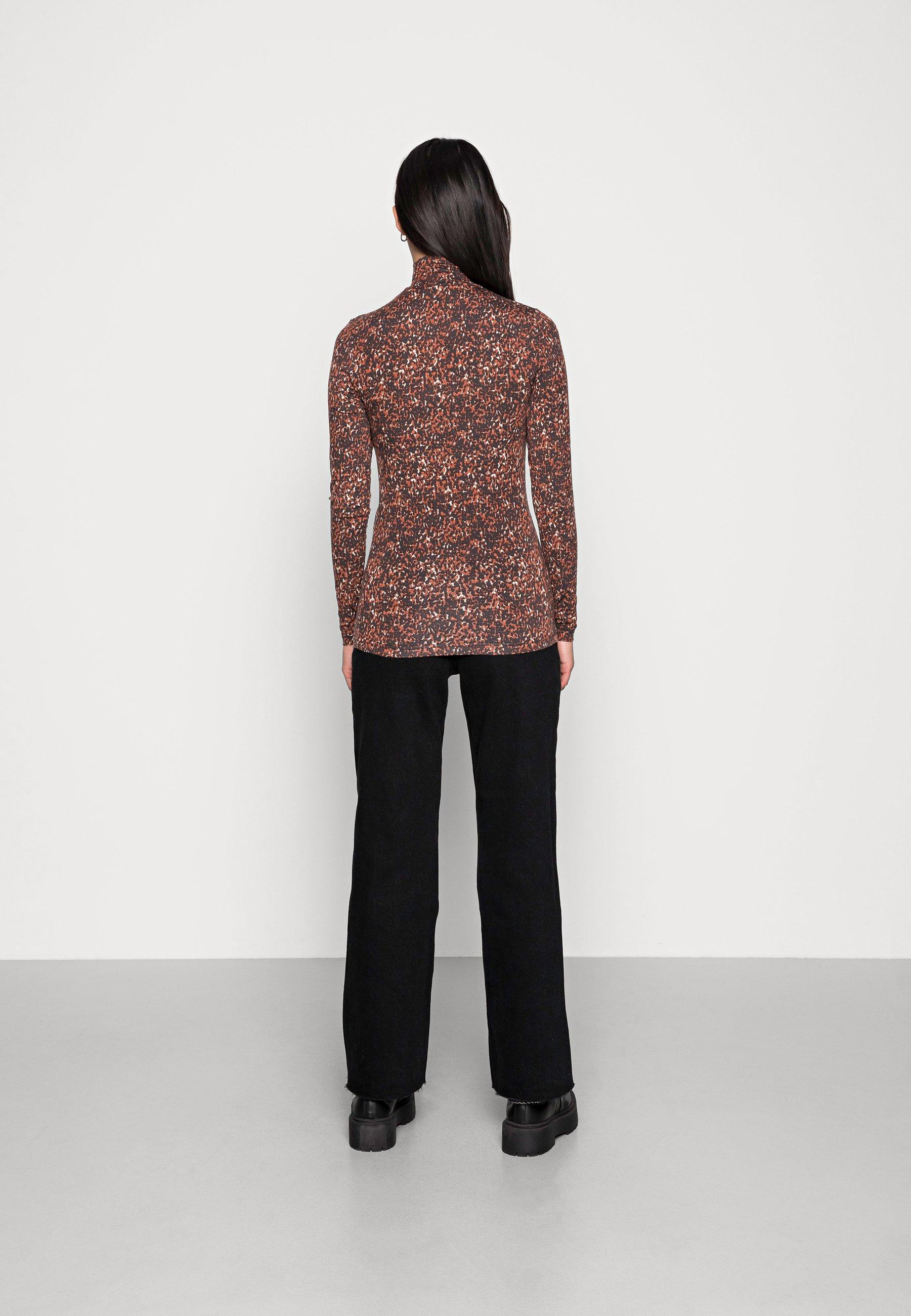 Women PACIA HIGH NECK - Long sleeved top