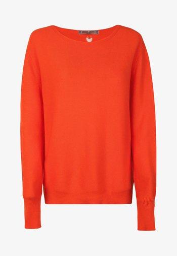 HARPERL - Jumper - orange