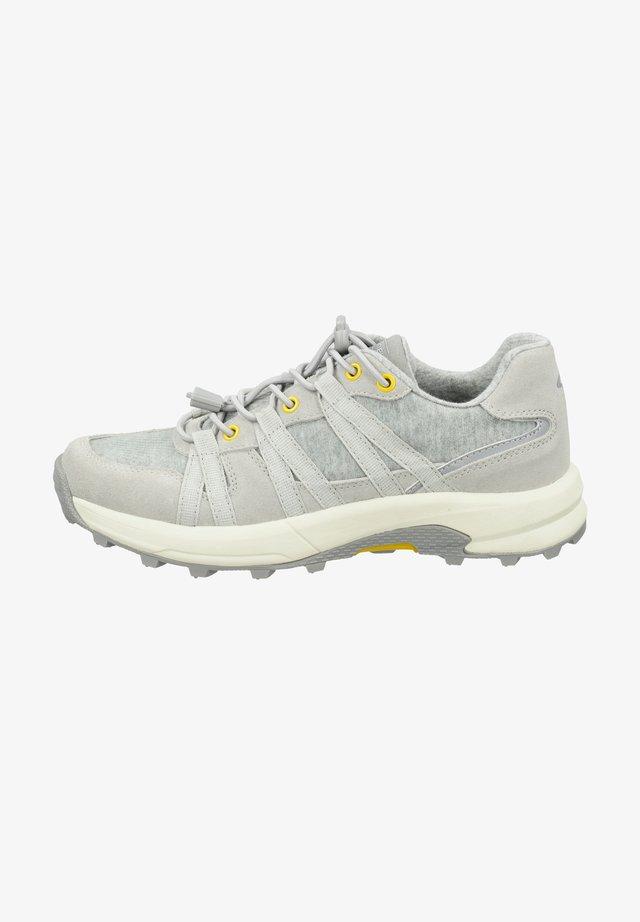 HIKE - Walking shoes - grey