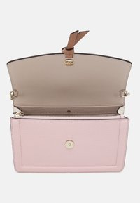 kate spade new york - FLAP CROSSBODY - Across body bag - chalk/pink multi - 2