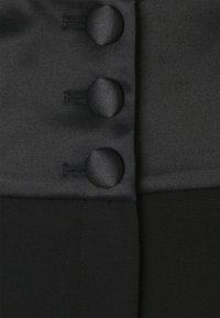 LIU JO - PANTALONE BOOTCUT - Spodnie materiałowe - nero - 2