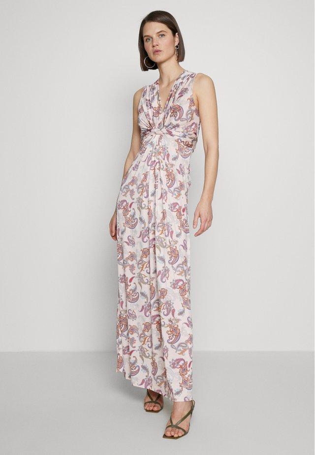 NICE - Maxi dress - coral blush