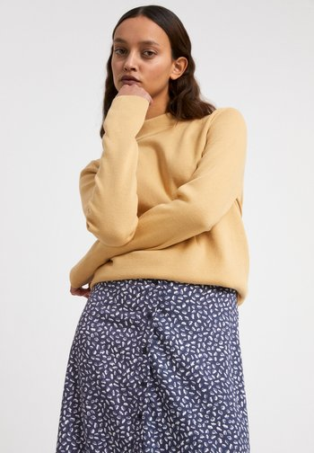 SELDAA - Sweatshirt - golden harvest