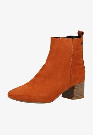 Korte laarzen - brick 608