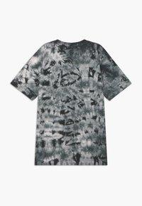 Grunt - NJORD TEE - Print T-shirt - jet black - 1