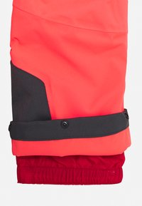 Jack Wolfskin - GREAT SNOW PANTS KIDS - Skibroek - flashing pink - 3