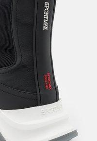 Sportmax - DAMA - Zapatillas altas - nero - 6