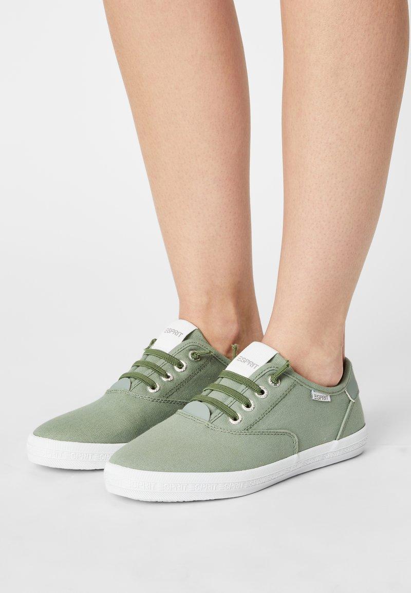 Esprit - NITA - Sneakers laag - light green