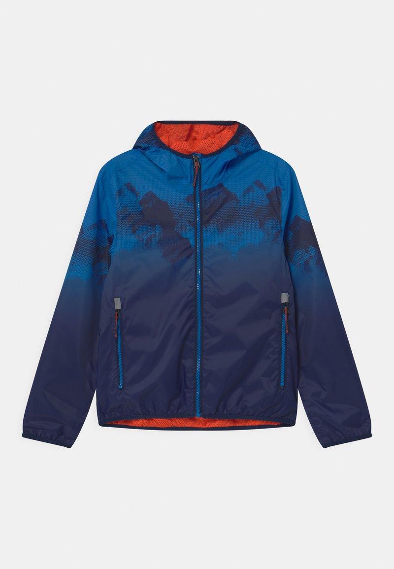 Killtec - LYSE - Waterproof jacket - neon blue
